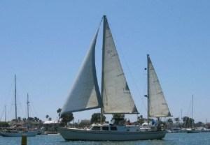 cal-2461 Adventures of Compañia, Part 1 Sailing The Expat Life