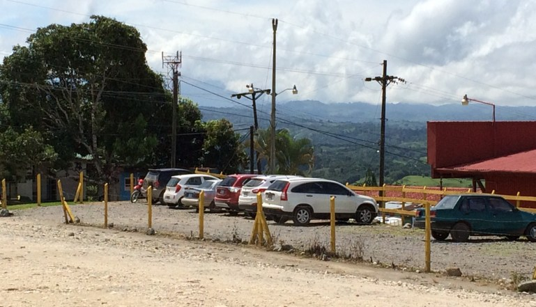parking Running for the Border Costa Rica Panama The Expat Life