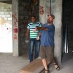 scott-cornhole Raising the Roof, Panamanian-Style! Boquete Panama The Expat Life