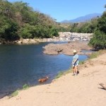 river5 Down by the Lazy River Pets The Expat Life The Great Outdoors