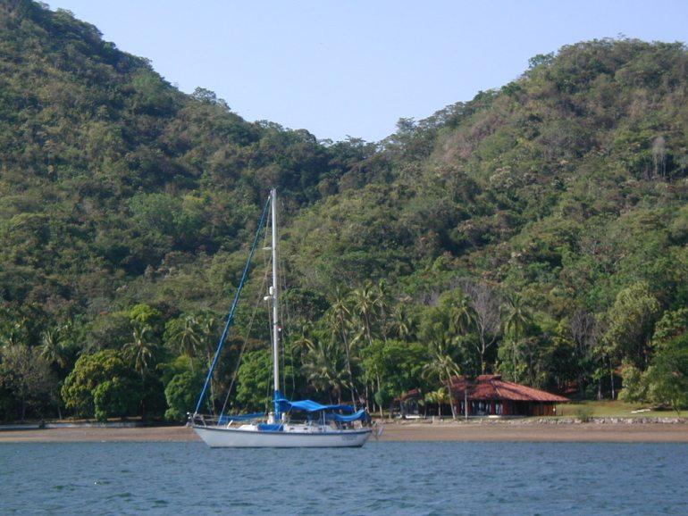 6-at-anchor-bahia-honda One Particular Harbor Sailing