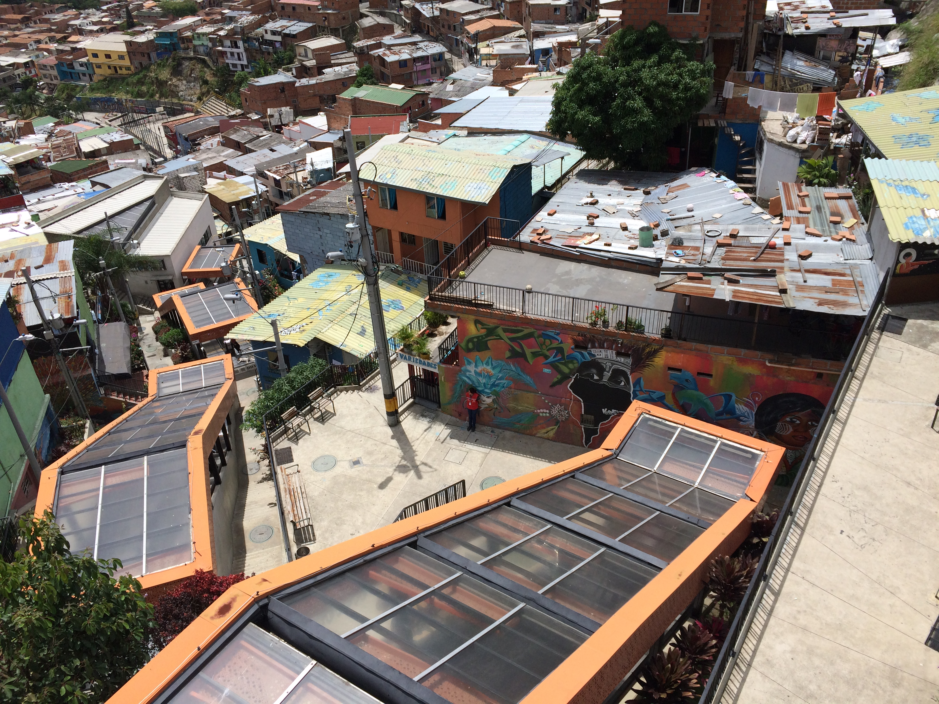 img_1711 Electric Stairs and Public Art:                   Building Community in Medellin Colombia Medellin