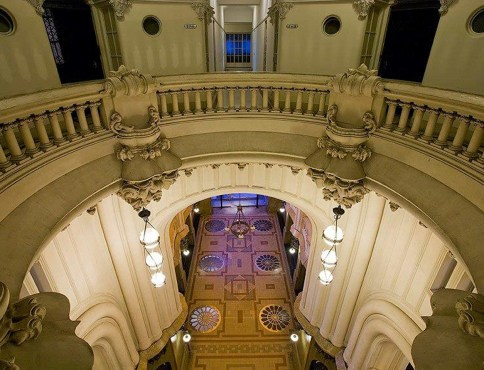 "barolo-tango Buenos Aires: ""Architectural Disneyland"" Argentina Buenos Aires"