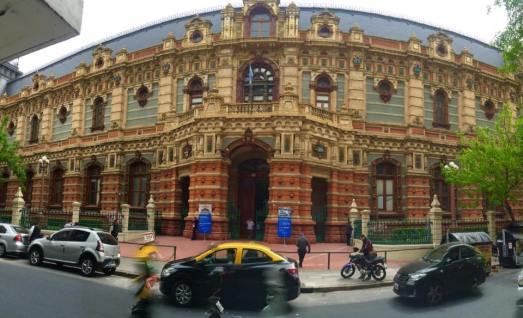 "palacio-agua Buenos Aires: ""Architectural Disneyland"" Argentina Buenos Aires"