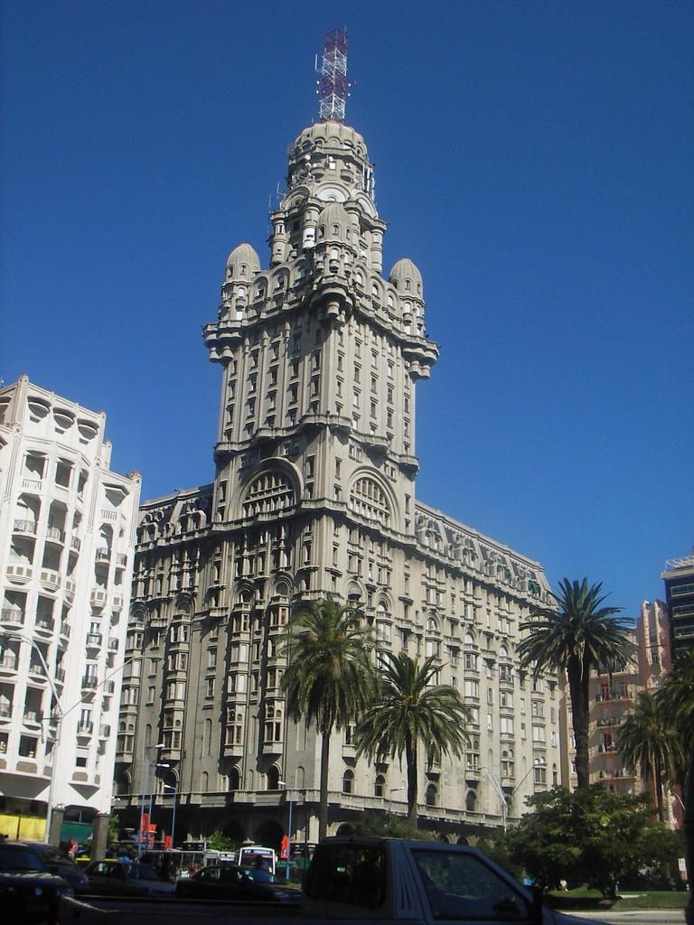 "palacio_salvo Buenos Aires: ""Architectural Disneyland"" Argentina Buenos Aires"