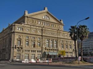 "teatro-colon Buenos Aires: ""Architectural Disneyland"" Argentina Buenos Aires"