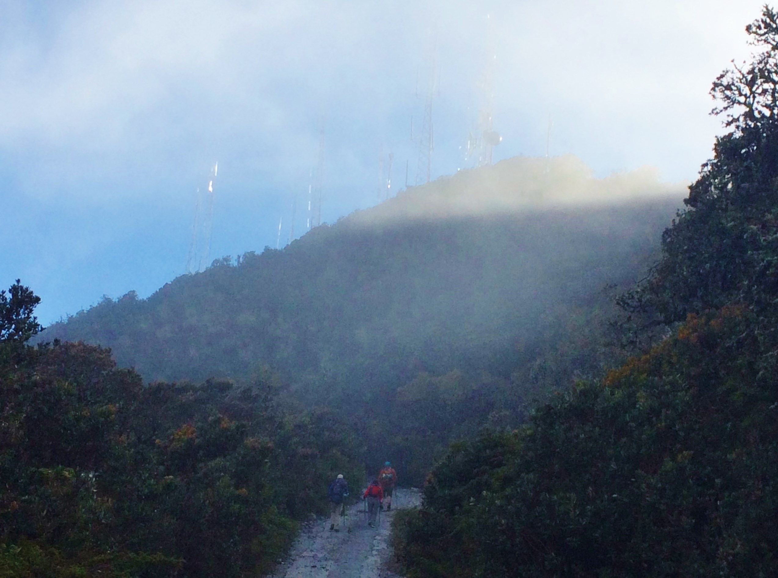 approach-2 Volcán Barú: Another tick off the bucket list! Panama The Great Outdoors