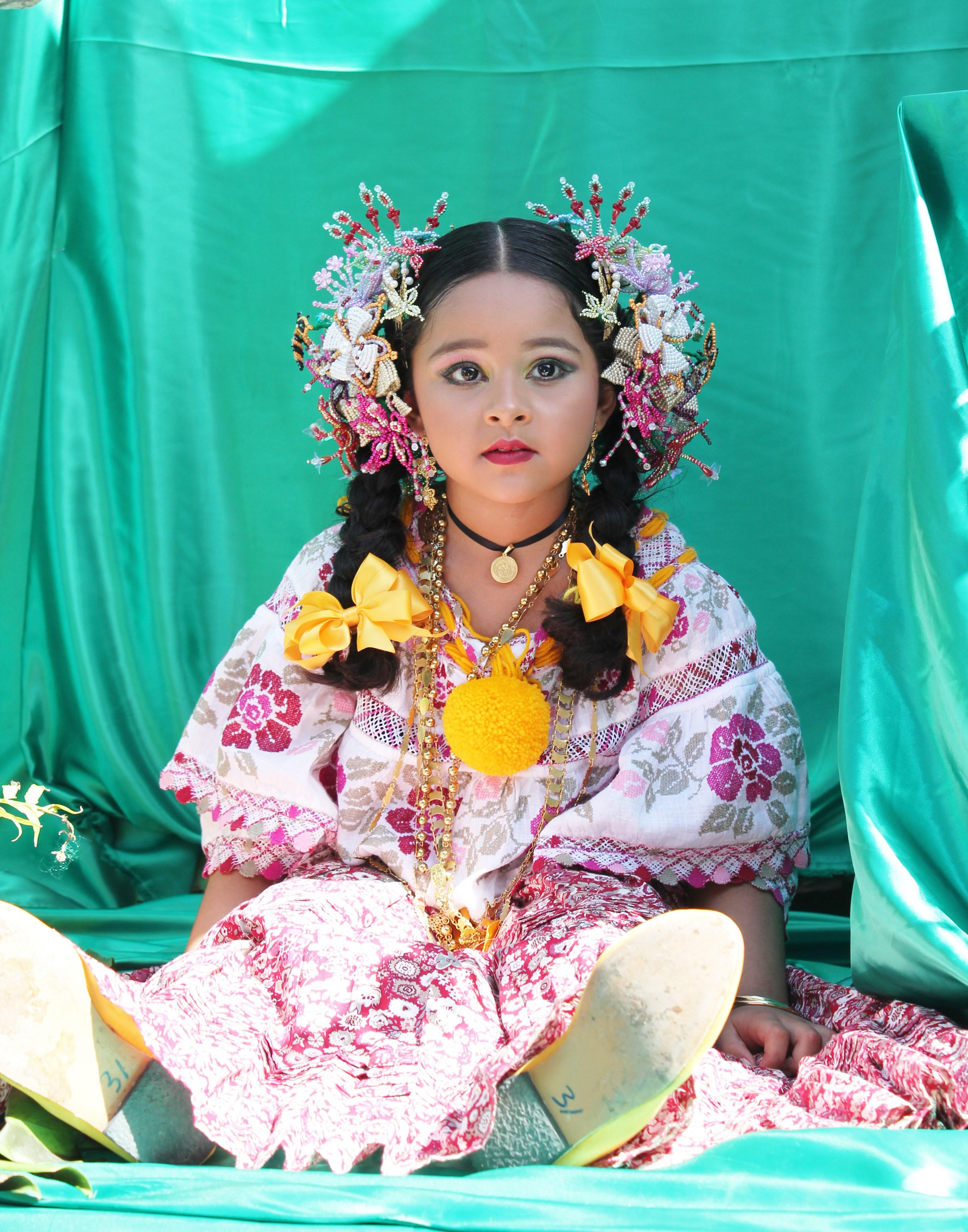 little-china-doll-pollera-parade A Panama Road Trip Panama Panama Fairs and Festivals