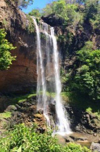 Fabulous-KiKi-Falls-198x300 The Waterfalls Just Keep Getting Better . . . Hiking in Panama Panama The Great Outdoors