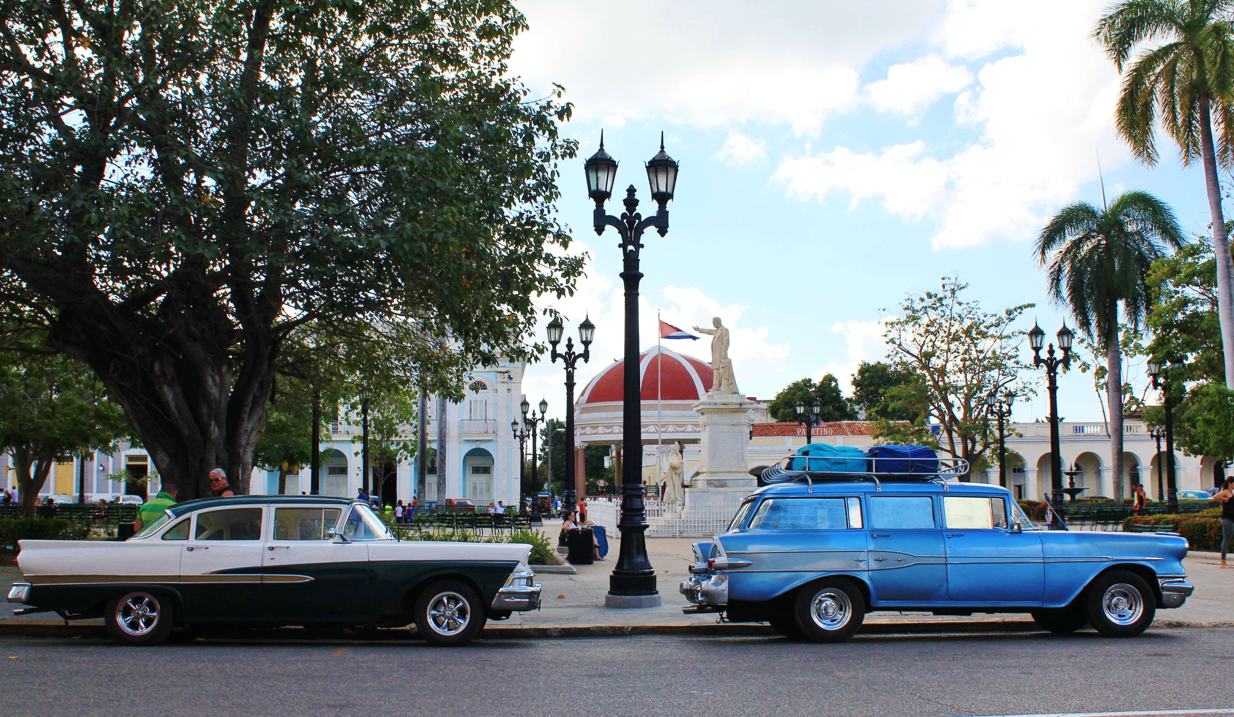 Plaza-Marti-Cienfuegos A Cuban Road Trip, Part 1 - Cienfuegos Cienfuegos Cuba