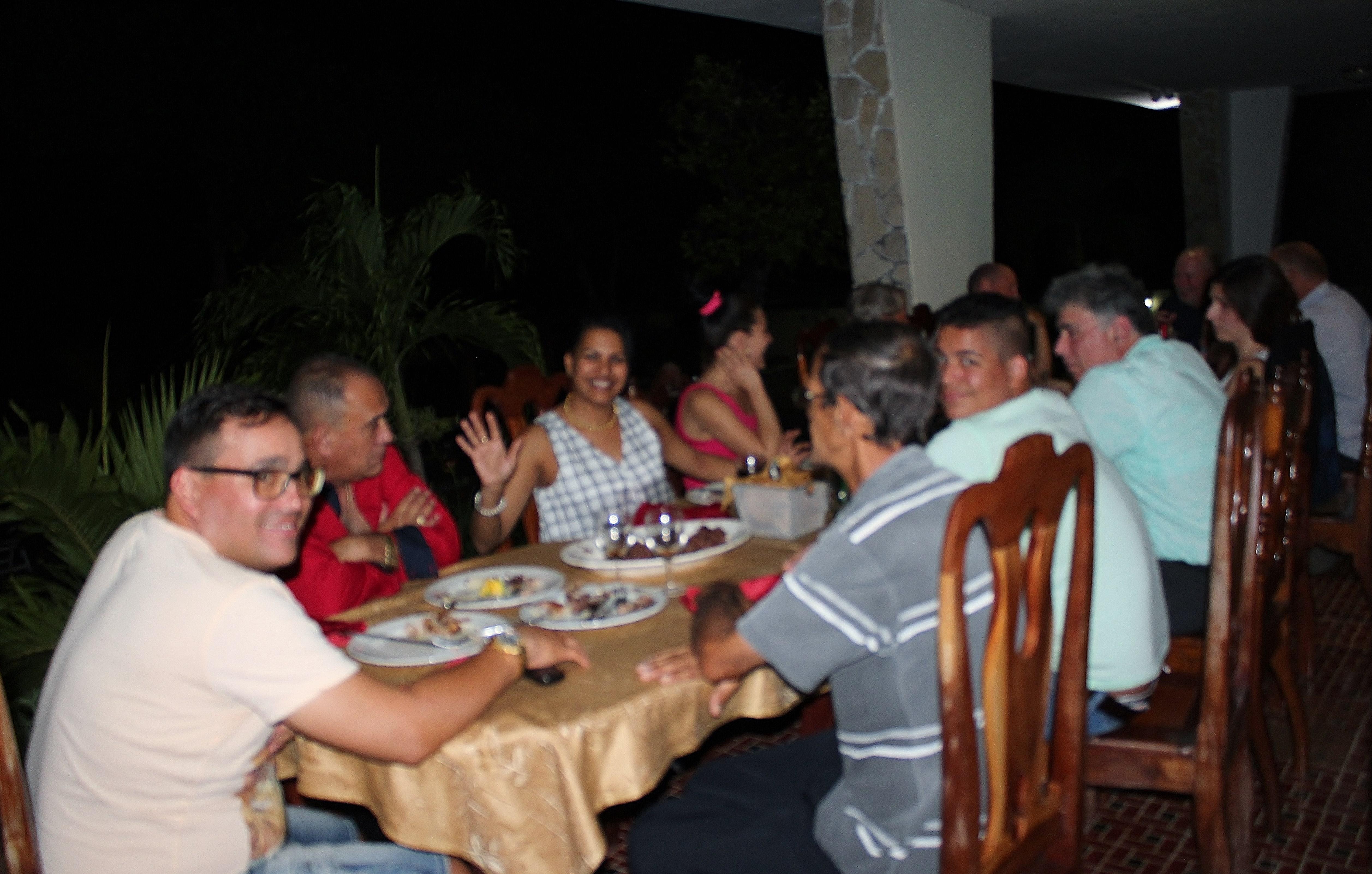 New-Years-Dinner-Trinidad-Cuba A Cuban Road Trip, Part 2 - Trinidad Cuba Trinidad