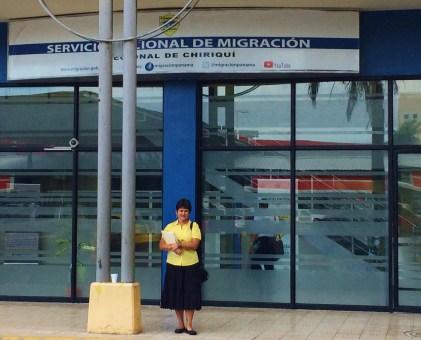 Migracion-office-in-David The Panama Visa Process - Our Experience Panama The Expat Life Visas
