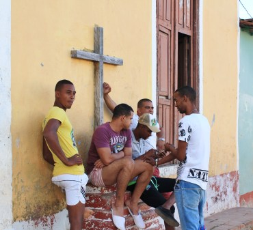 Trinidad-dudes A Cuban Road Trip, Part 2 - Trinidad Cuba Trinidad