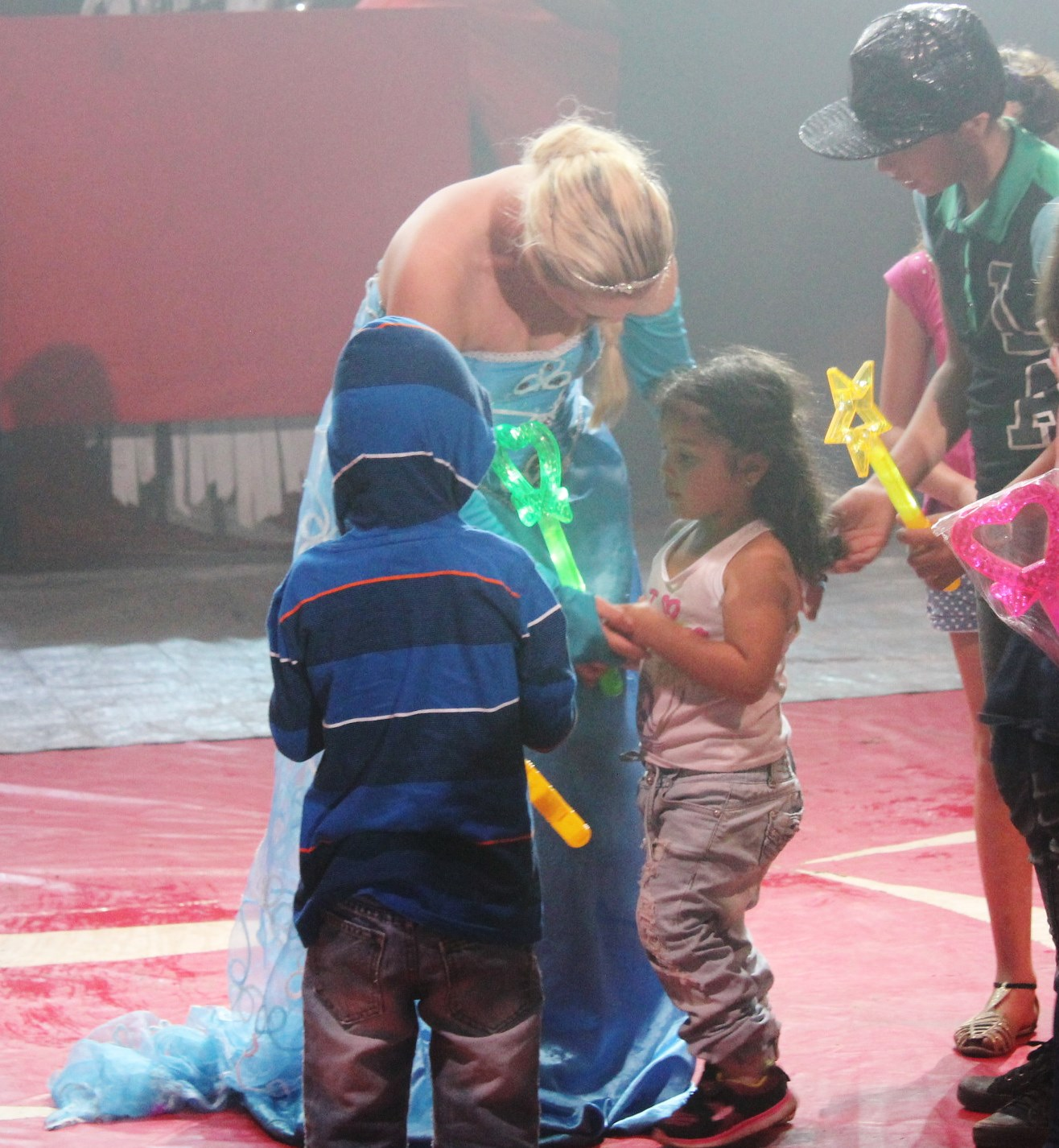 Irene-y-Princesa-1 When the Circus Came to Boquete Boquete Panama The Expat Life