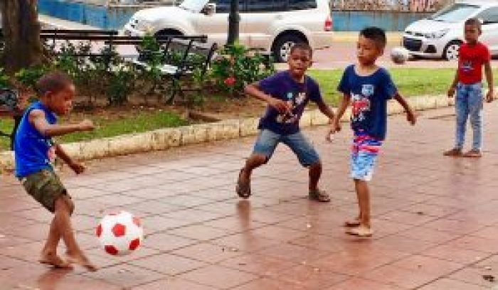 Casco-Viejo-Football-300x175 Discovering Casco Viejo, Panama Panama Panama City