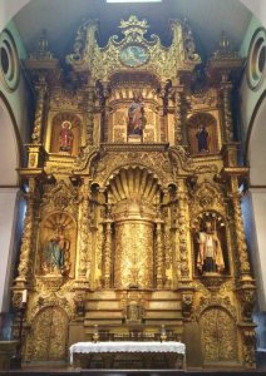 Casco-Viejo-Gold-Altar-212x300 Discovering Casco Viejo, Panama Panama Panama City
