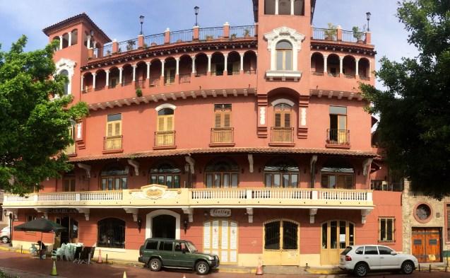 Casco-Viejo-Hotel-Colombia-300x185 Discovering Casco Viejo, Panama Panama Panama City