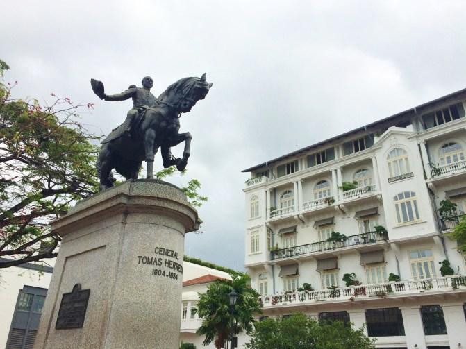 Casco-Viejo-Plaza-Herrera-300x225 Discovering Casco Viejo, Panama Panama Panama City