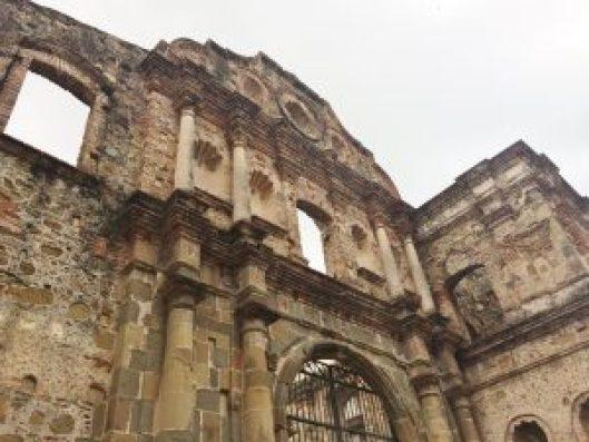 Casco-Viejo-Ruined-Church-300x225 Discovering Casco Viejo, Panama Panama Panama City