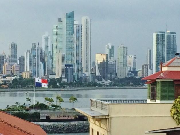 Panama-Skyline-300x225 Discovering Casco Viejo, Panama Panama Panama City