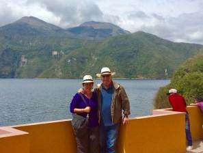 Lago-Cuicocha FOUR DAYS IN QUITO, ECUADOR: Part II Ecuador Quito