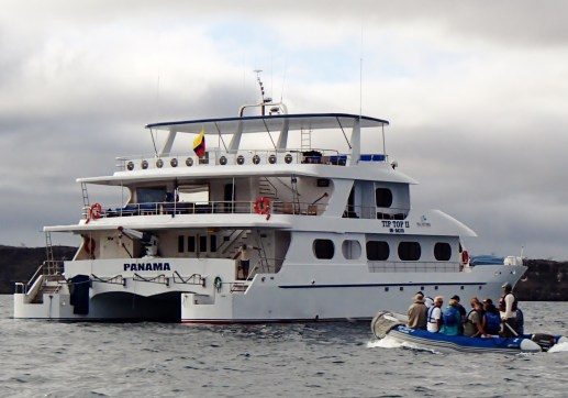 Tip-Top-II-in-Galapagos A Galapagos Voyage and a Dream Come True Ecuador Galapagos Islands