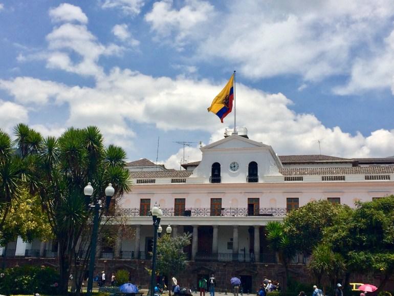 Presidents-Palace-Quito FOUR DAYS IN QUITO, ECUADOR: Part I Ecuador Quito
