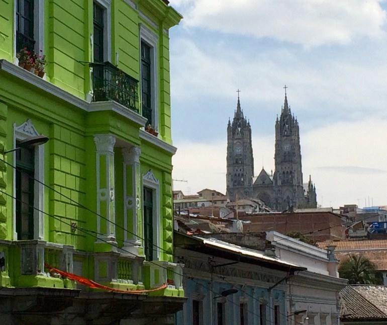Quito-Street-Scene-4 FOUR DAYS IN QUITO, ECUADOR: Part I Ecuador Quito