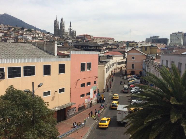 Street-Scene-3-Quito FOUR DAYS IN QUITO, ECUADOR: Part I Ecuador Quito