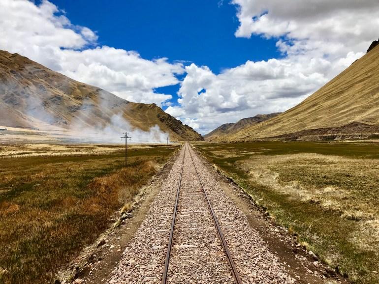 PeruRail Titicaca Train