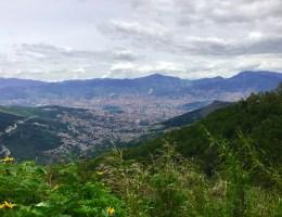 How to Expat step-by-step: Medellín skyline