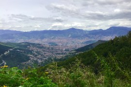 How to Expat step-by-step: Medellín skyline