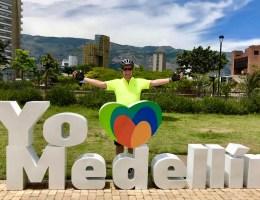Exercise in Medellin