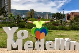 Exercise in Medellin