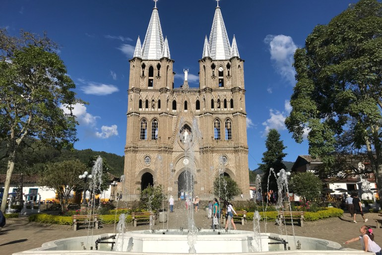 Basilica Jardin
