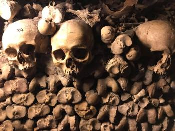 catacombs Paris Memories Europe France Paris
