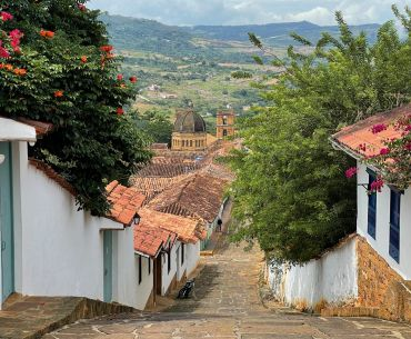 Colombia Heritage Towns: Barichara