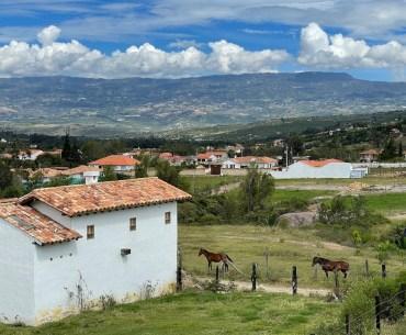 Colombia Heritage Towns: Villa de Leyva