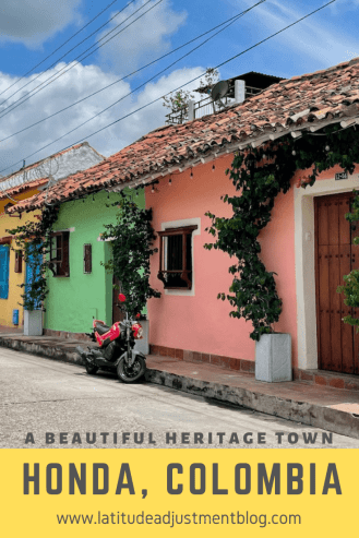 2021-Pinterest-Pins Colombia Heritage Towns: Honda Colombia