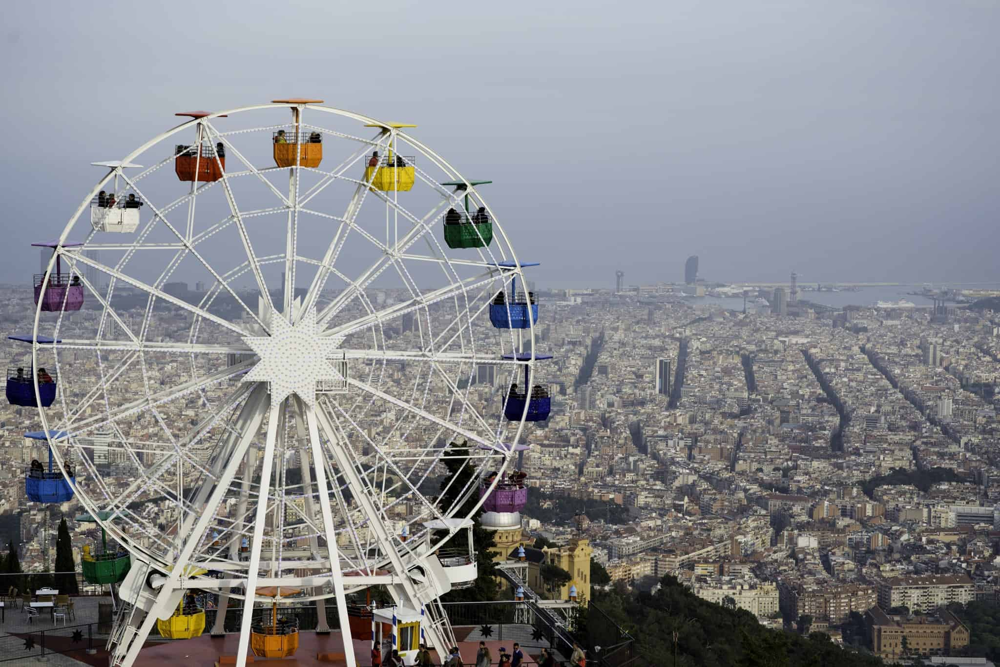 7 Places for Breathtaking Panoramic Views of Barcelona