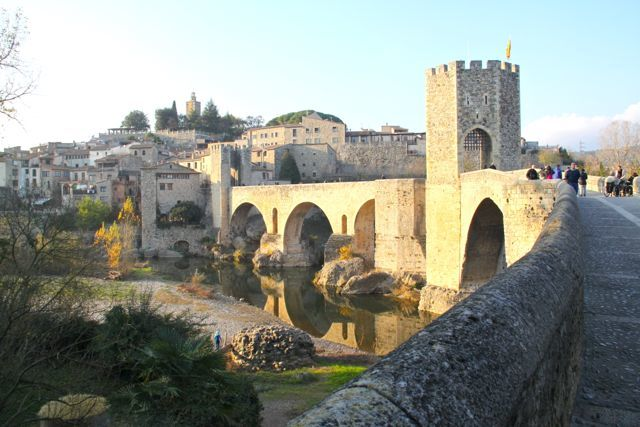 The Romantic Medieval Town of Besalú
