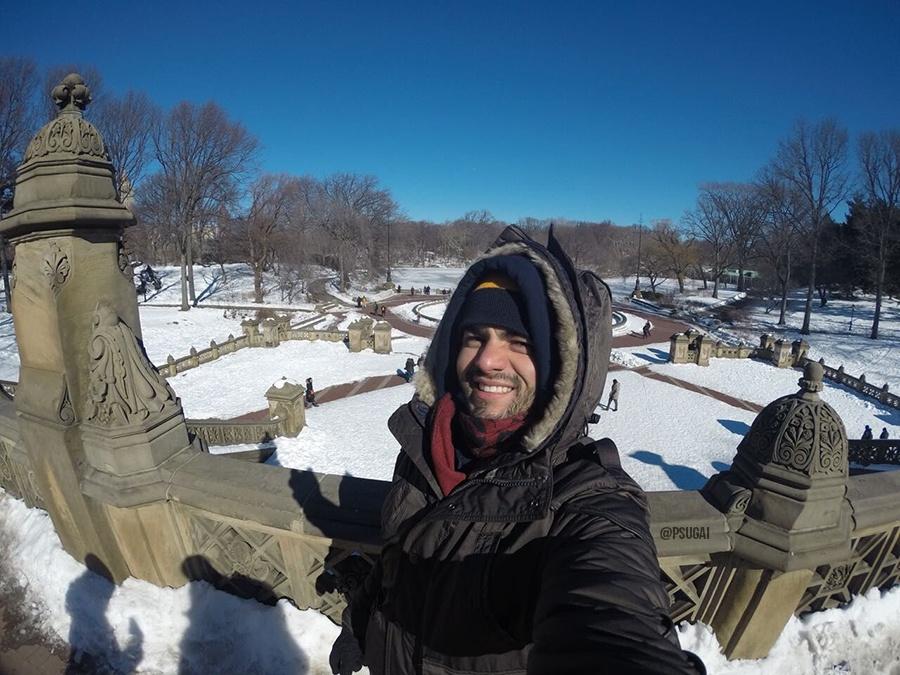 Surdez e Viajar Sozinho - Relato de Viagem
