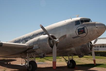 Qantas Empire Airways DC 3