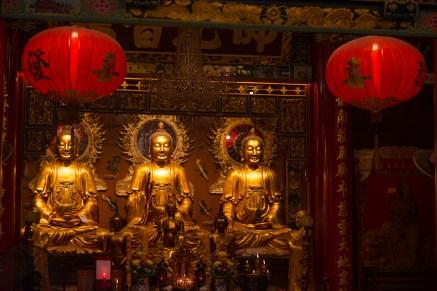 Buddhas, Wat Mangkorn