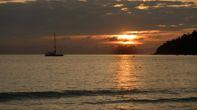 Sunset, Pattaya Beach