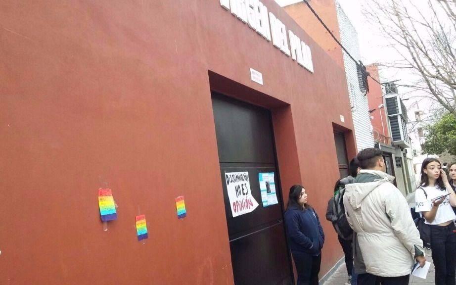 Homofobia institucional en un colegio de La Plata