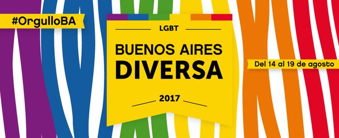 Buenos Aires organiza la 3ra. edición de BA Diversa