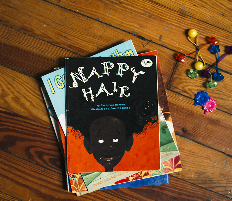 6 Children's Books That Celebrate Curly Hair