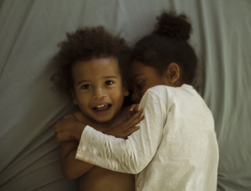 5 Rules Of Affection With Kids