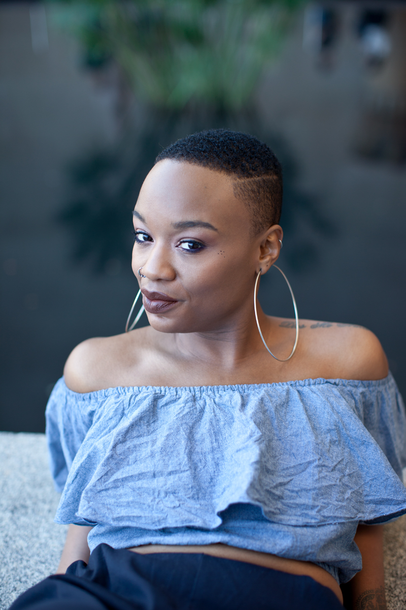 Natural Hair Diary: Aatifa